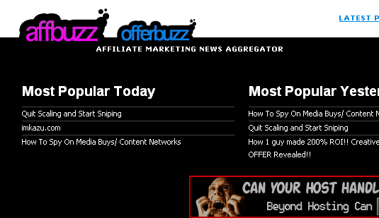 affbuzz imkazu affiliate marketing